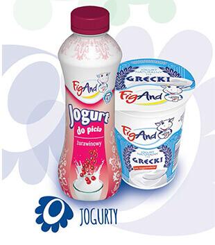 Jogurty